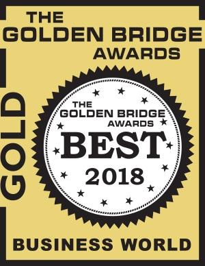 CyraCom Golden Bridge Awards