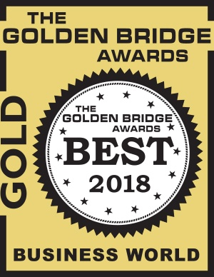 CyraCom Golden Bridge Awards