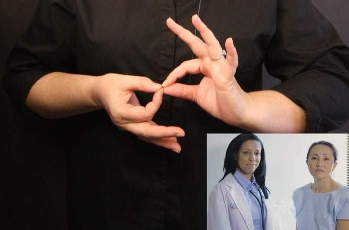 ASL VRI Hands