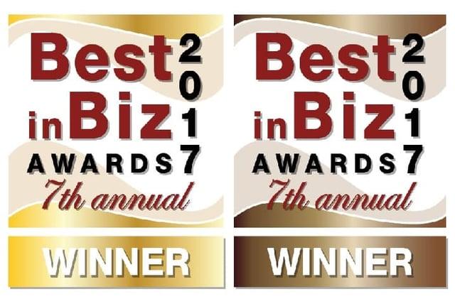 CyraCom Wins Best in Biz Awards 2017