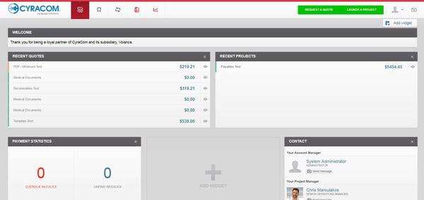 Customer-Portal-snap CyraCom
