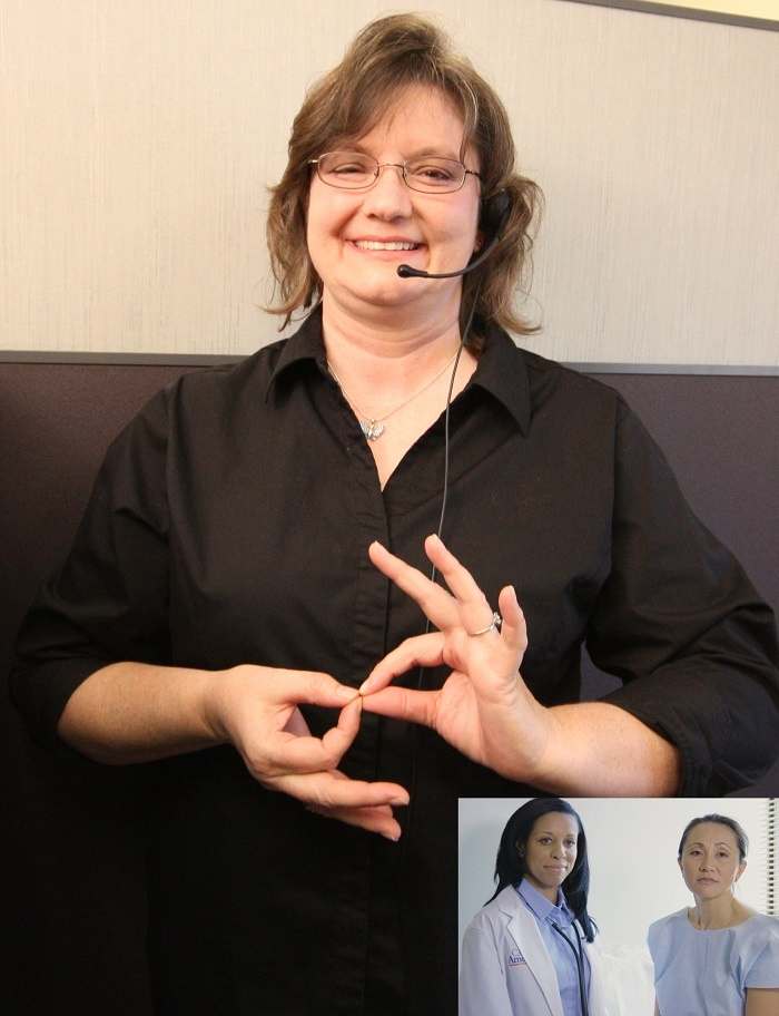 Video Interpretation Deaf Patients Lawsuit