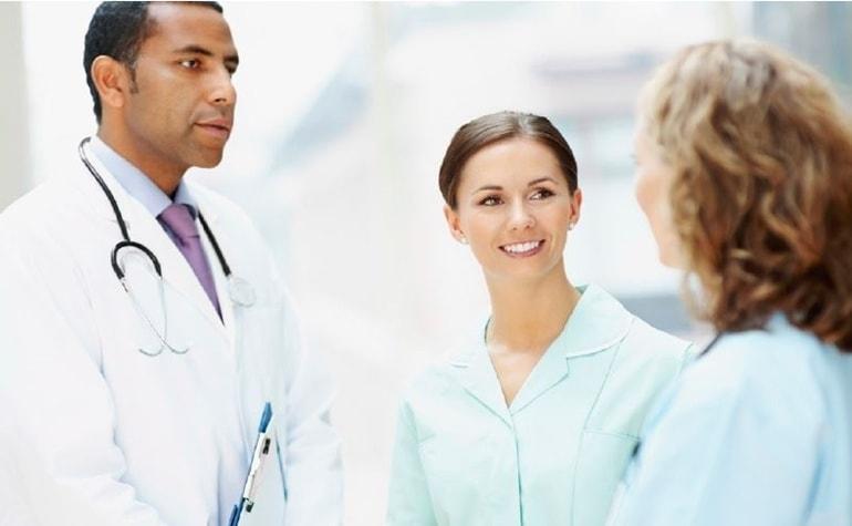 Hospital Staff CMS Star Ratings