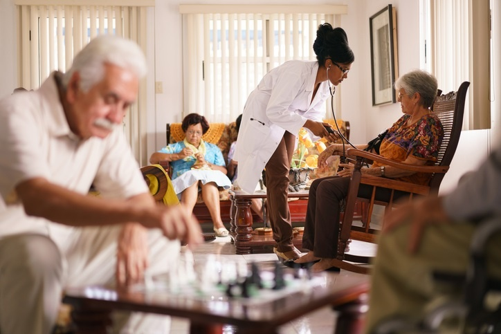 Nursing Home Doctor Rocking Chair.jpg