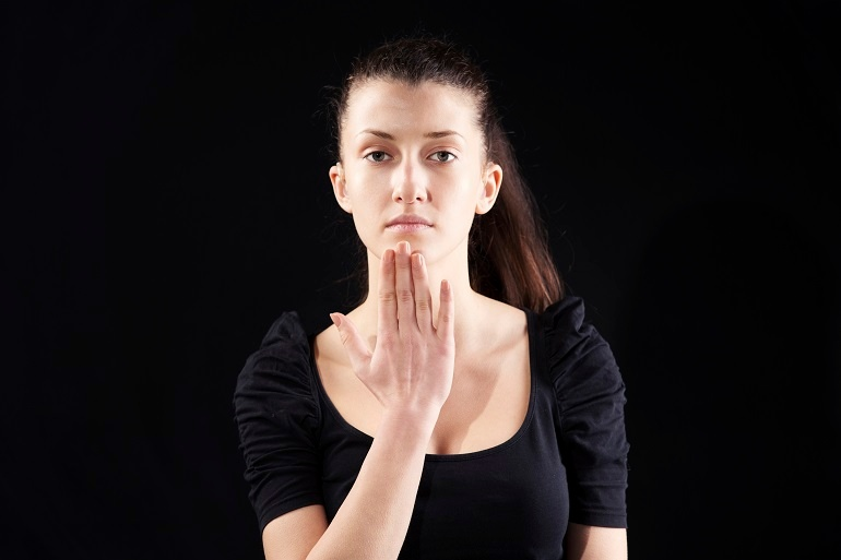 Patients Deaf Hard Hearing