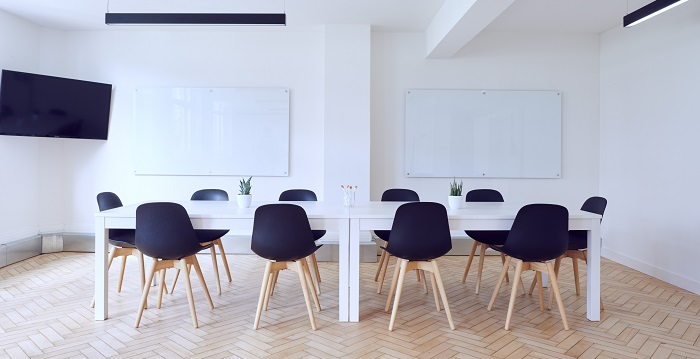 White Conference Room